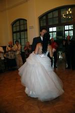 první manželský tanec