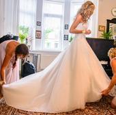 Svatební šaty la sposa, 38