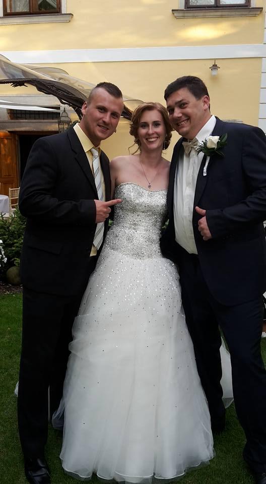Ahojte,my sme mali svadbu... - Obrázok č. 1