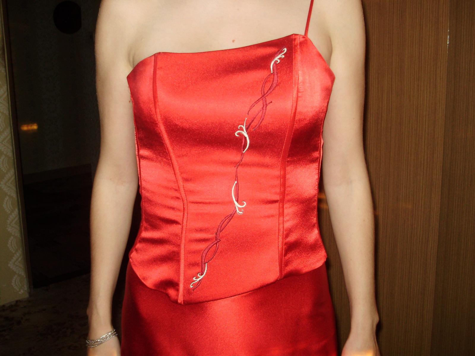 popolnočné šaty - Obrázok č. 3