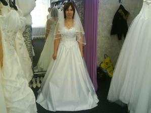 tak podobně budu vypadat na svatbě