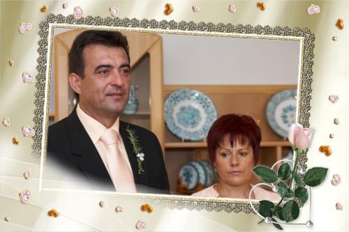 Ingrid Kopúnková{{_AND_}}Peter Kostolanský - to sú moji rodičia...