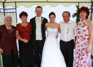 Strýco, tety a krsná mama