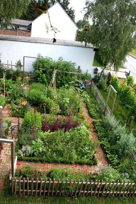 Indpirace - zahrada - Obrázek č. 11