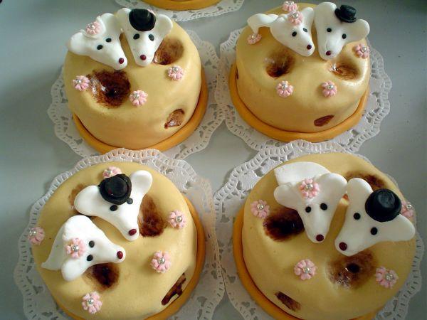 Moje predstavy - výslužková tortička,nieje chutná?