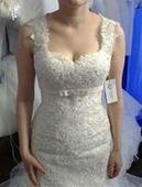 Moderné svadobné šaty, 38
