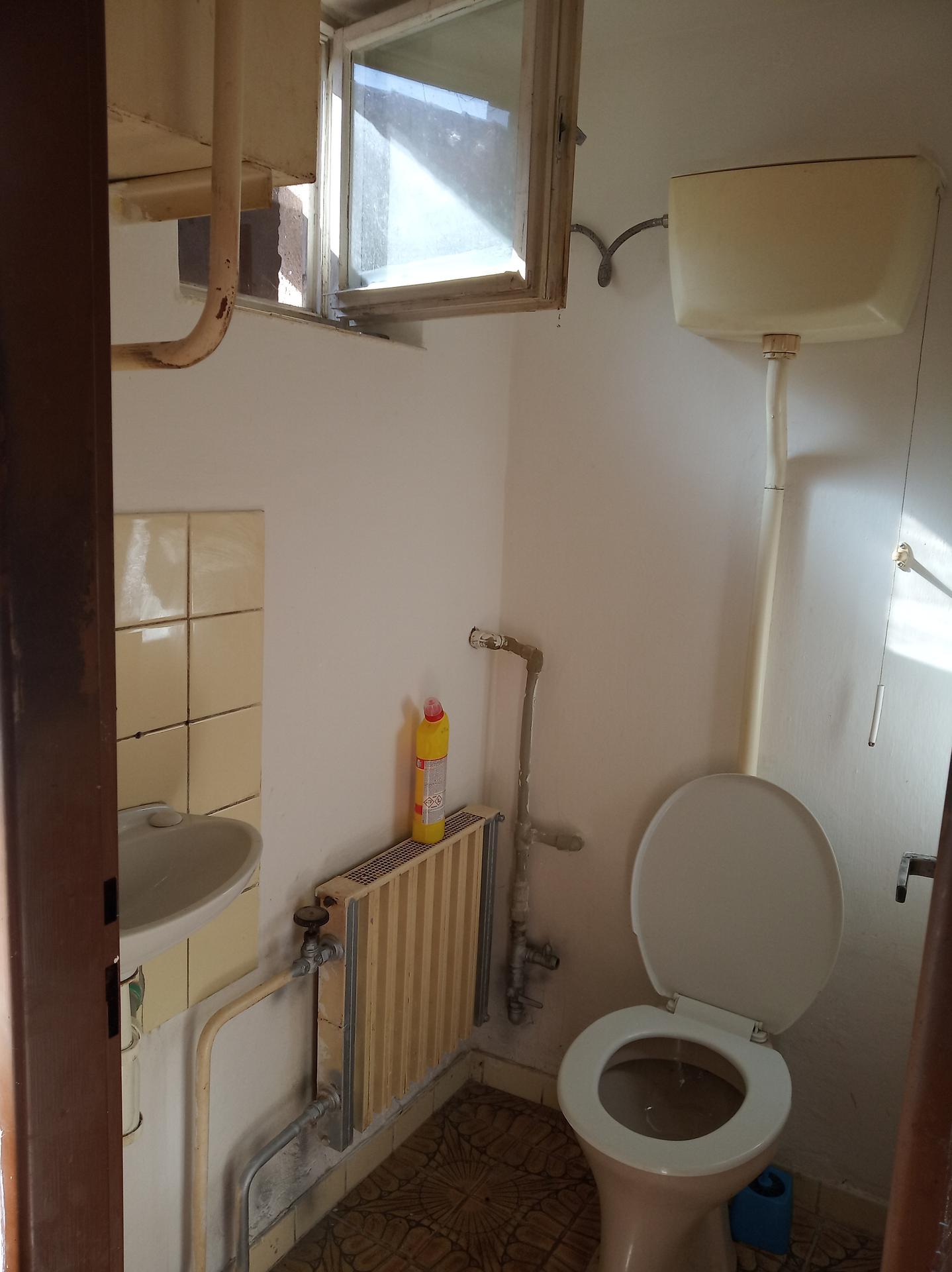 WC - Původní WC