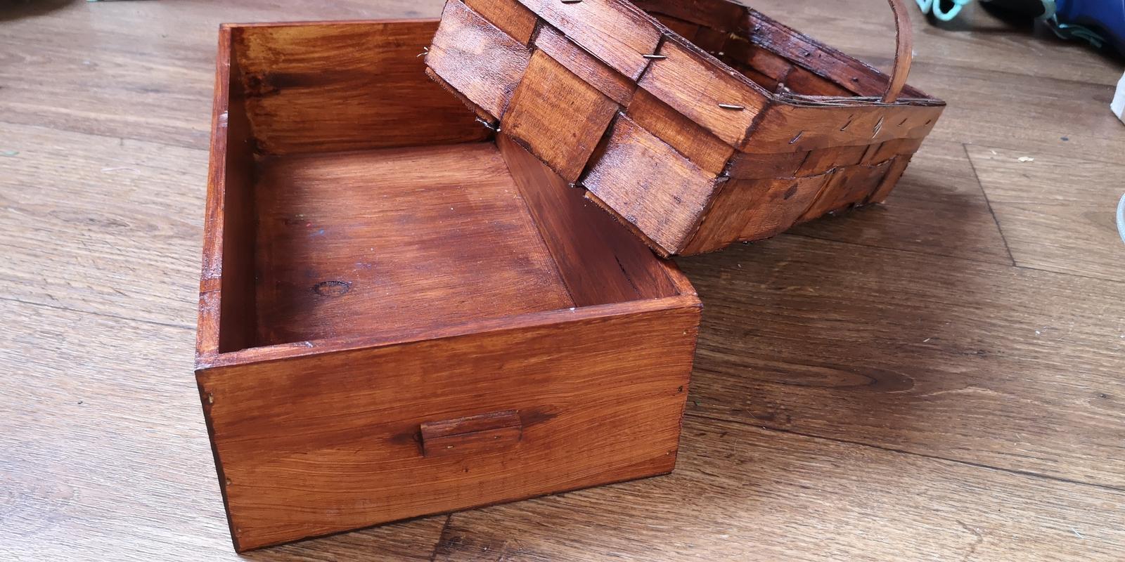 Bedýnka, retro šuplík - Obrázek č. 1