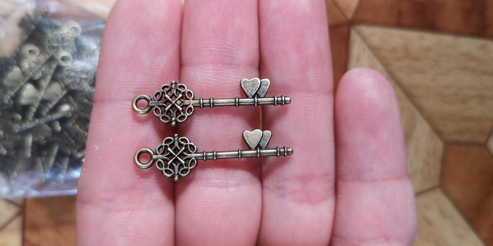 Kovové klíče - Obrázek č. 1