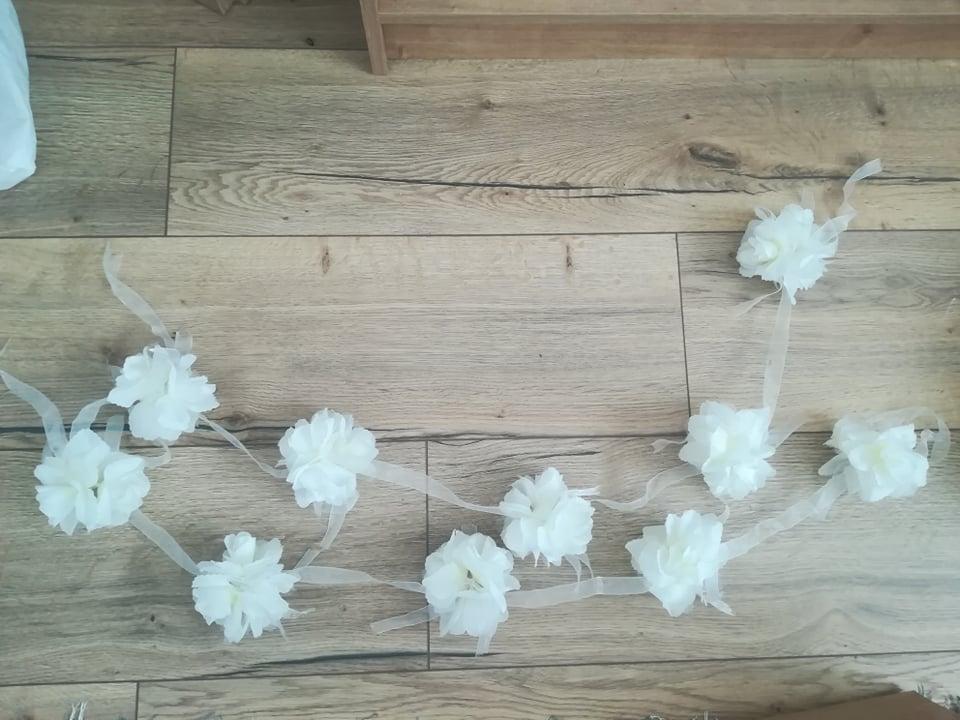 Girlanda s ružami - Obrázok č. 1