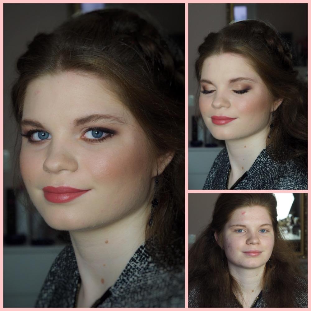 Makeup & hair 2020 - Makeup pro maturantku 🙏🏻