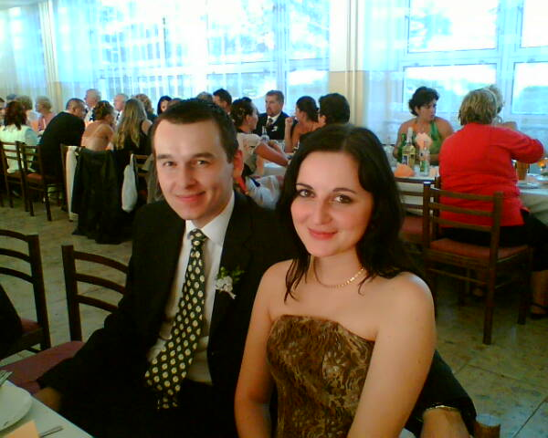 Miska a Vilko - na svadbe nasich znamych