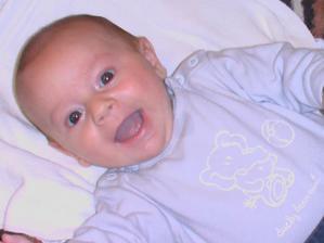 Tomi sa narodil 5.8.2010