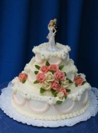 Zásnuby - objednali sme túto tortu