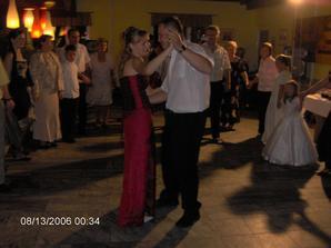 nevestin tanec