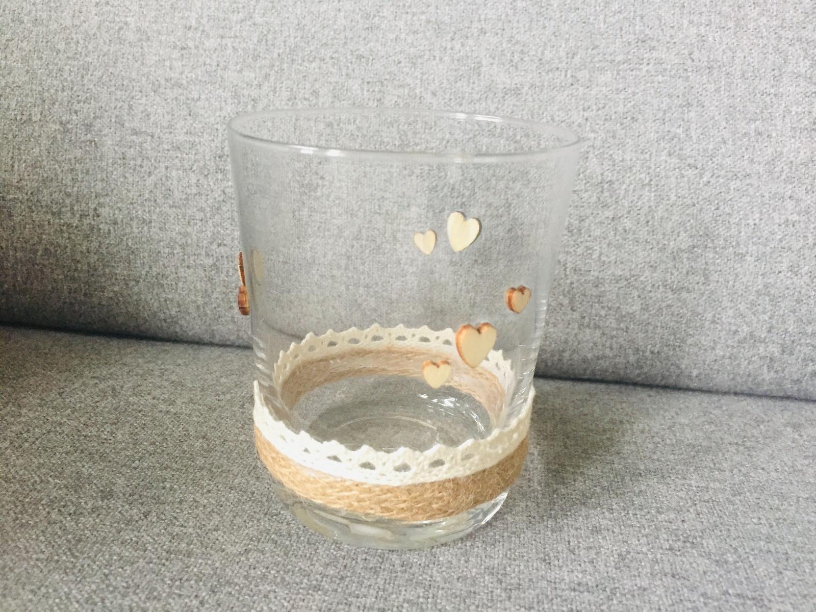 skleničky na svíčky - Obrázek č. 1