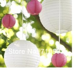 růžové a bílé na dekoraci