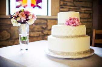 náš výborný dortíček
