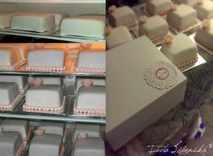 dortíčky místo výslužek
