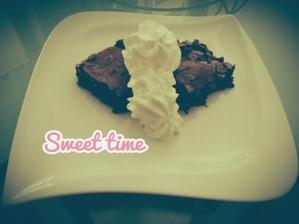 čokoládoví brownies