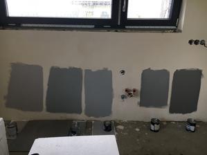 když nevíš kterou barvu, nakoupíš vzorky :-) za chvíli budu mít na vymalování celé garáže