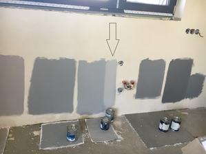 konečně vybrána barva do obývacího pokoje