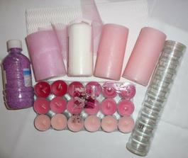 Zásoby svíčkové :-)