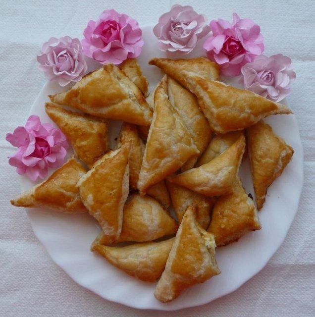 Ochutnávka - výtečné šátečky paní Jarabicové