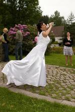 Šampusová nevěsta :-)