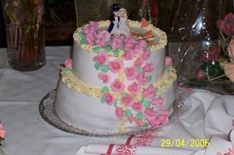 joj táto tortička spadla čašníkom pri prenášaní.. od tety Silvy