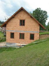 Máme okna :)