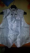 Miláčikova francúzska vesta a kravata....