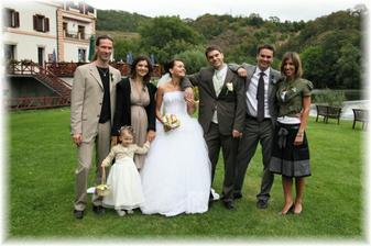 sestricka, bratricek a jejich rodiny
