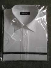 košile s krátkým:)