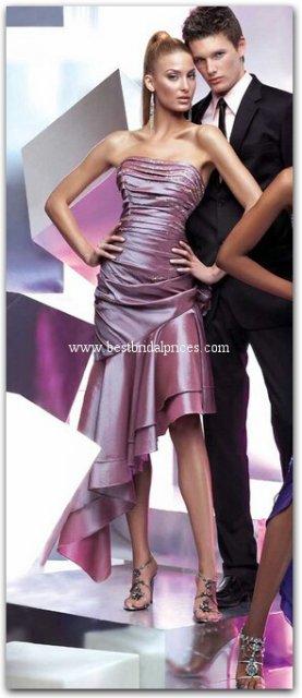 Maťka a Tomáš - moje popolnocne šaty naživo nádherne
