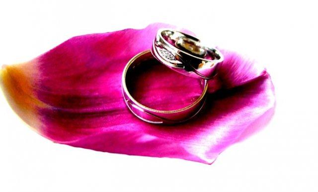 Prípravy na najkrajší deň :) - nase prstienky