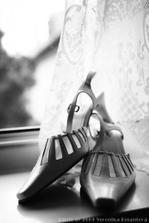 Střevíčky nevěsty