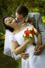 Nevěsta smíšek :-)