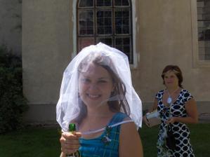 kamarádka Verča,která se vdáva 21.7.07-asi se nemohla dočkat :-D