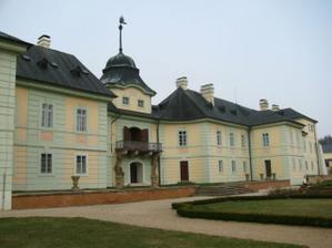Svatební obřad se bude konat na zámku v Manětíně