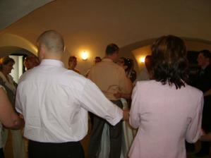 prvni novomanželský taneček