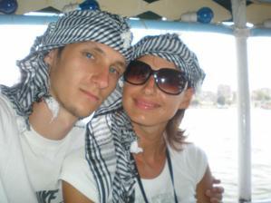 my dvaja :))
