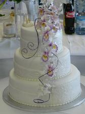 Naša úúúúúúúúúúúúúúúúúžasná tortička :)