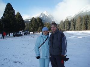 este ra my, lyzovacka december 2006, Tatry, bolo tam kraaasne
