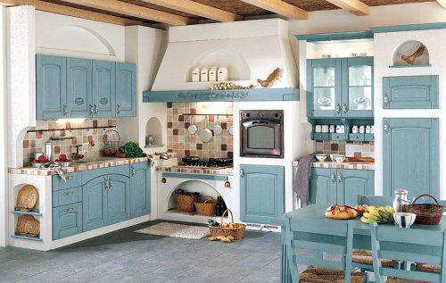 Zděné kuchyně - Obrázek č. 7