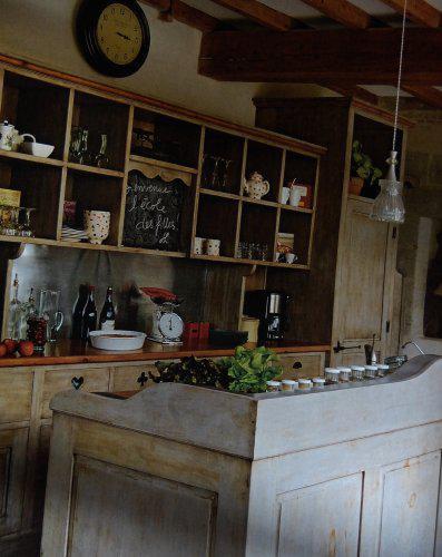 Drevo a biela v kuchyni - Obrázok č. 63