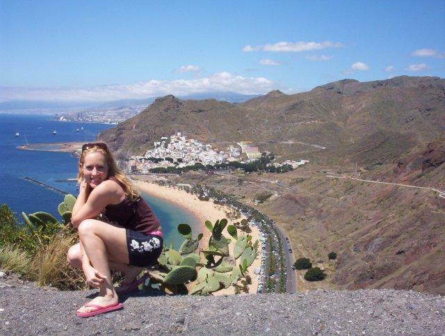 Honeymoonovali sme na Tenerife...