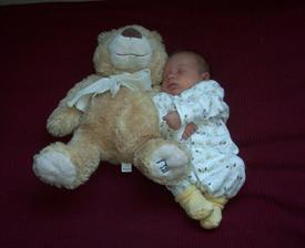 Narodil sa 2 tyzdne pred prvym vyrocim svadby :)