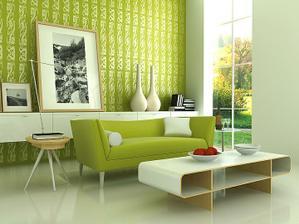 V tomto stylu..barvy:bílá, hnědá-capucino a zelený doplňky