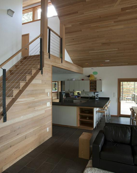 Pre mňa úžasná kombinácia dreva a šedej farby - Obrázok č. 108